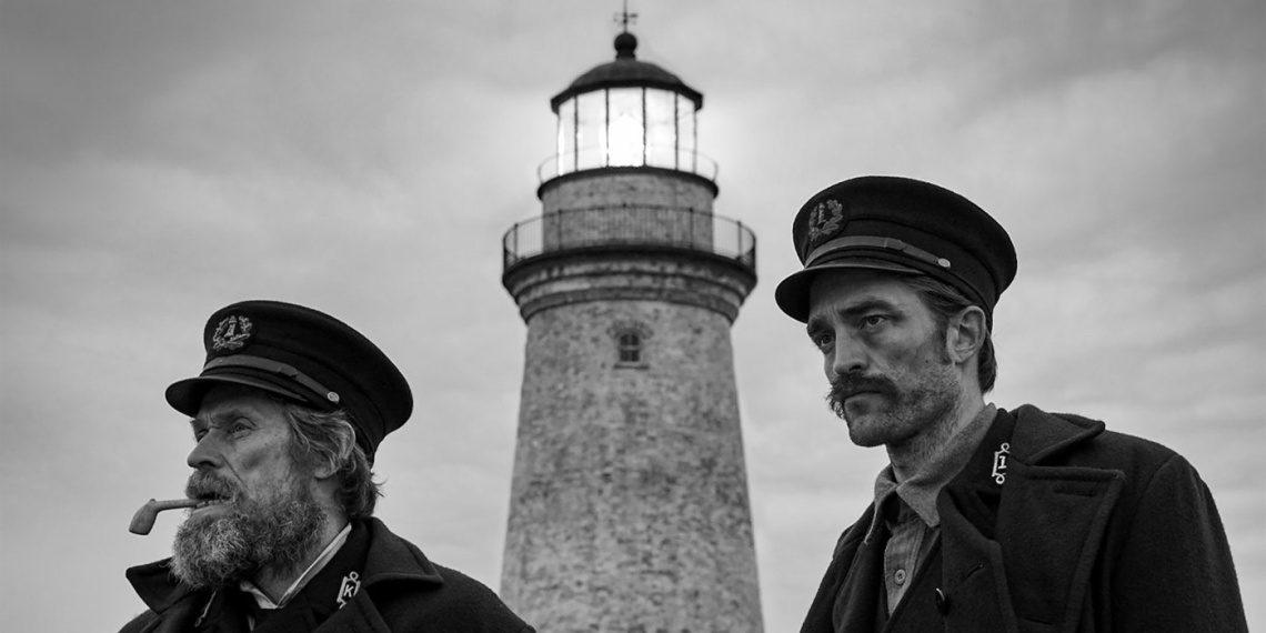 Maják (The Lighthouse) © 2019 A24