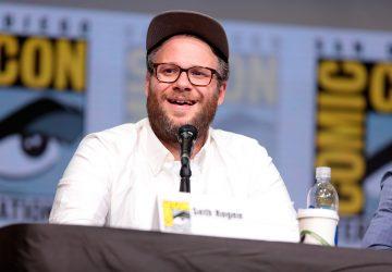 Seth Rogen na San Diego Comic Con v roku 2017 © Gage Skidmore