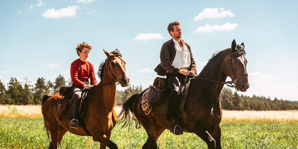 Poďme kradnúť kone (Ud og stjæle heste) © 2019 Film Europe