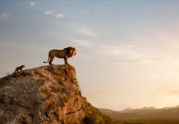 Leví kráľ © 2019 Saturn