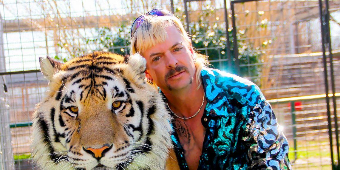Tiger King: Murder, Mayhem and Madness © 2020 Netflix