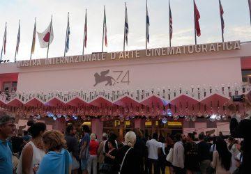 74. Benátsky filmový festival (CC BY-SA 2.0 Wikimedia Commons)