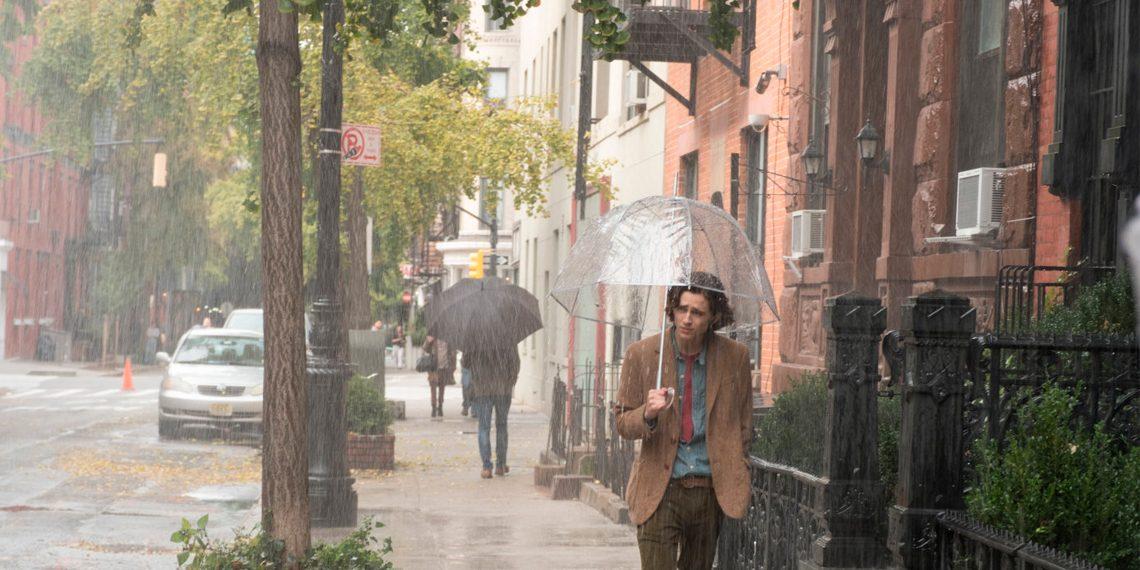 Daždivý deň v New Yorku (A Rainy Day in New York) © 2019 Magic Box