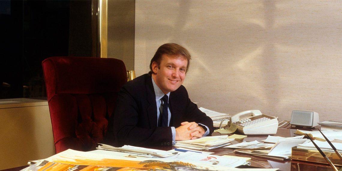 Trump: An American Dream © 2017 Netflix