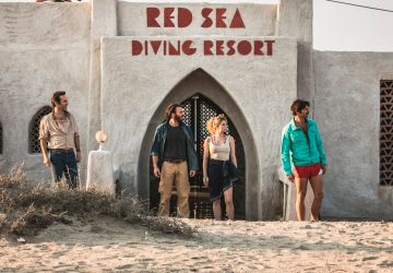 The Red Sea Diving Resort © 2019 Netflix
