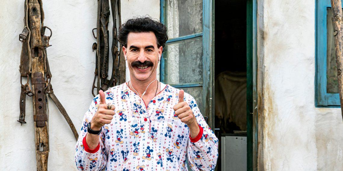 Borat Subsequent Moviefilm © 2020 Amazon