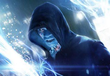 Jamie Foxx ako Electro © Columbia Films