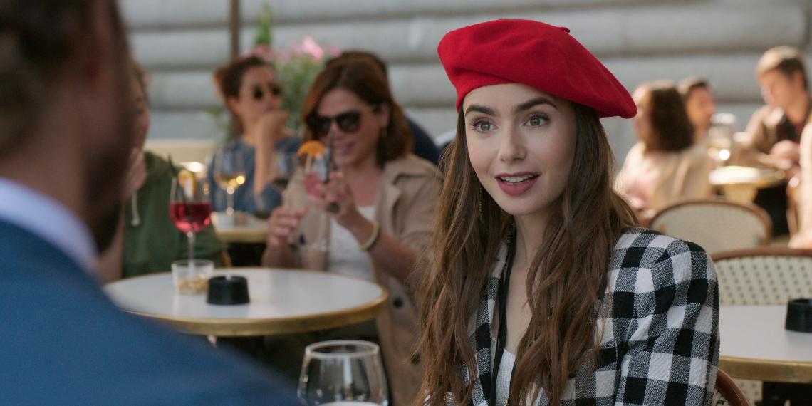 Emily in Paris © 2020 Netflix