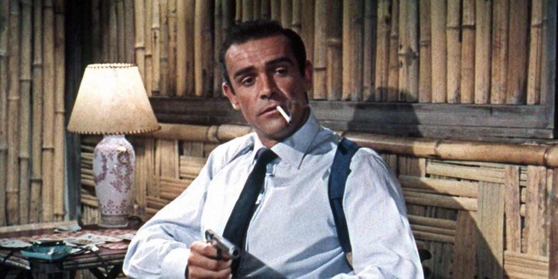 Sean Connery v úlohe Jamesa Bonda © EON Company