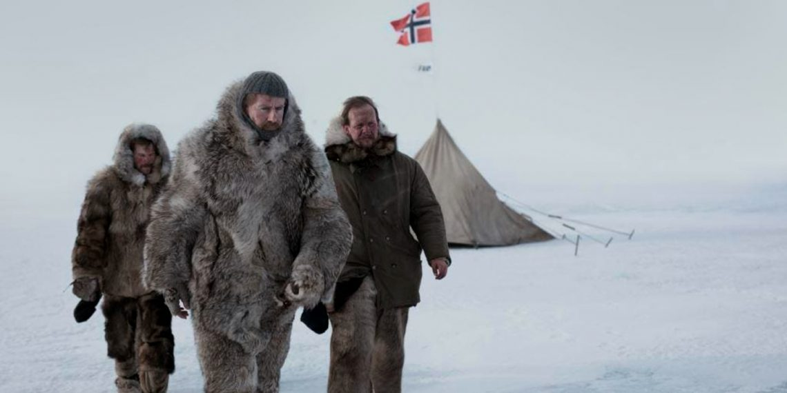 Amundsen © 2020 SF Studios Nor