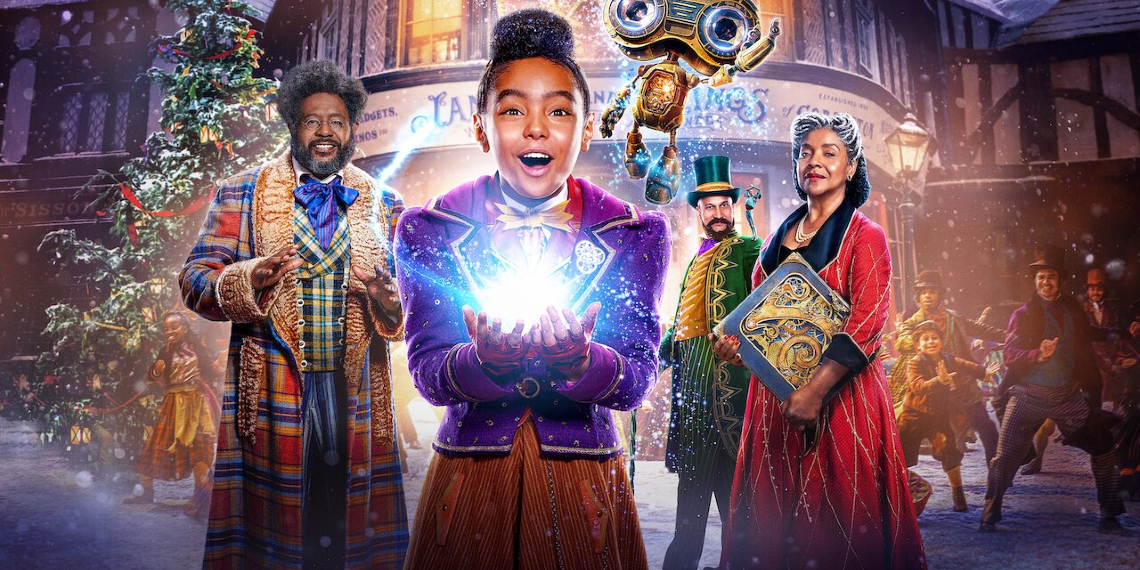 Jingle Jangle: A Christmas Journey © 2020 Netflix