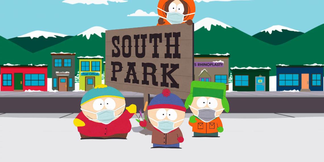 South Park © 2021 Comedy Central