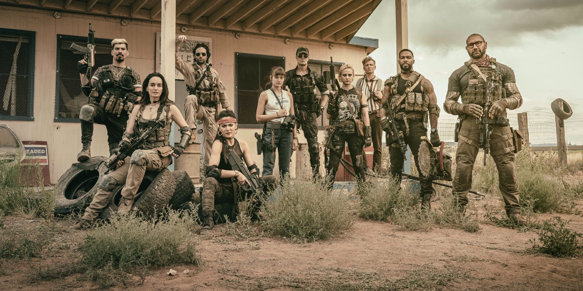 Army of the Dead © 2021 Netflix