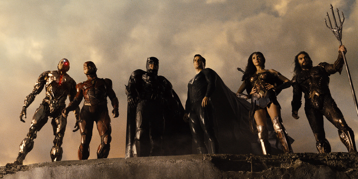 Zack Snyder's Justice League © 2021 HBO