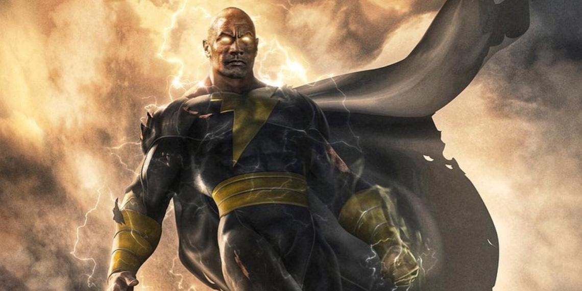 Black Adam © 2021 Warner Bros.