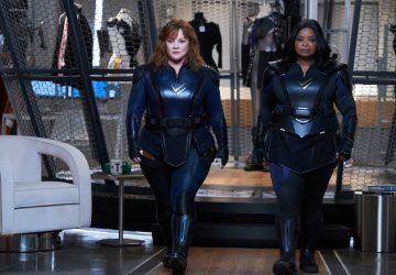 Thunder Force © 2021 Netflix