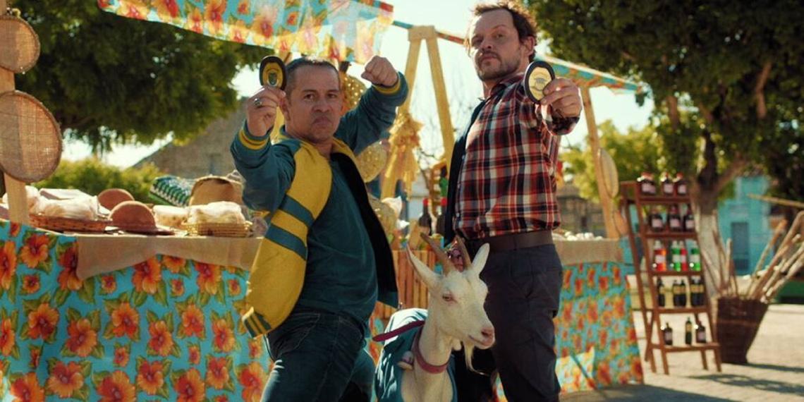 Get the Goat © 2021 Netflix