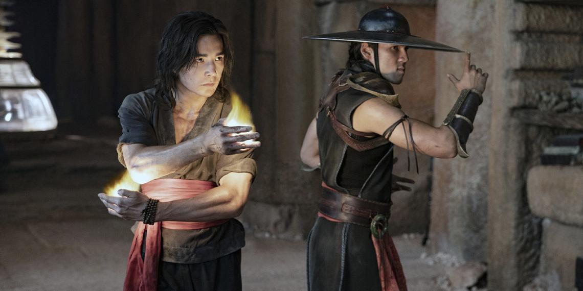 Mortal Kombat © 2021 HBO Max