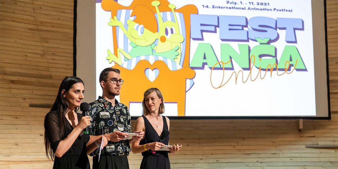 Odovzdávanie cien na Fest Anči 2021, foto: Juraj Starovecký