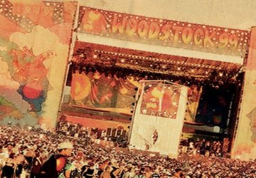 Woodstock 99: Peace, Love, and Rage © 2021 HBO