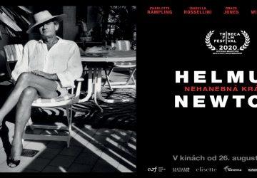 Helmut Newton – Nehanebná krása © 2021 Filmtopia