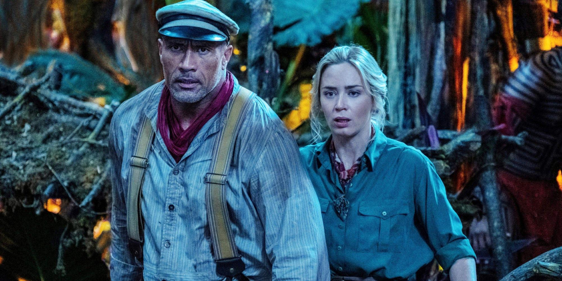 Expedícia: Džungľa © 2021 Walt Disney Studios