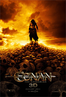 Barbar Conan (Conan the Barbarian, 2011)