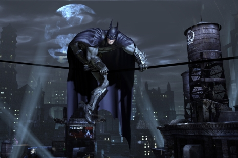 videohra Batman: Arkham City (2011)