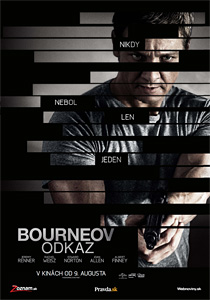 Bourneov odkaz (The Bourne Legacy, 2012)