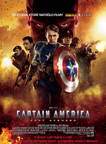 Captain Amerika: Prvý Avenger (Captain America: The First Avenger, 2011)
