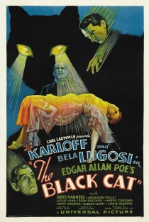 Čierna mačka (The Black Cat, 1934)