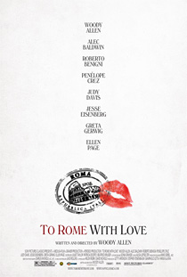 Do Ríma s láskou (To Rome with Love, 2012)