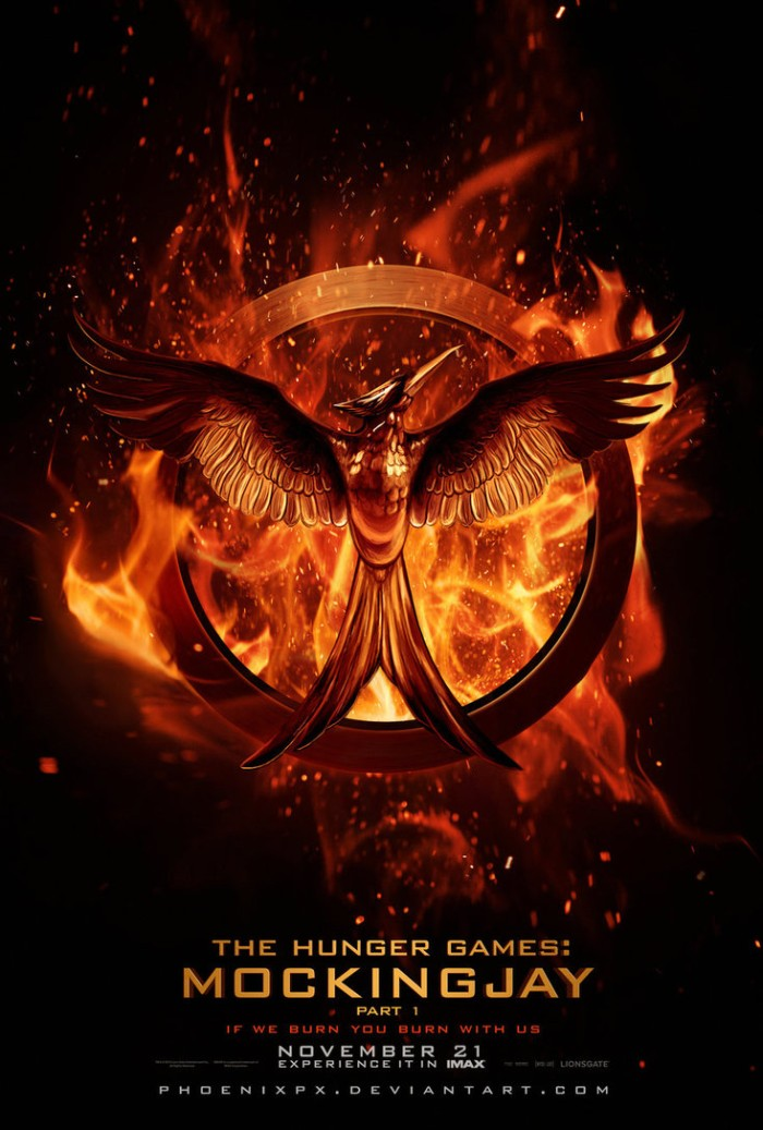 244aa50c9 Hry o život: Drozdajka 1 (The Hunger Games: Mockingjay - Part 1,