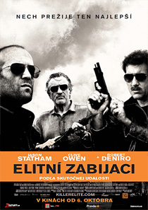 Elitní zabijaci (Killer Elite, 2011)