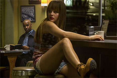 Equalizer (The Equalizer, 2014)
