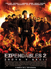 Expendables 2 (The Expendables 2, 2012)