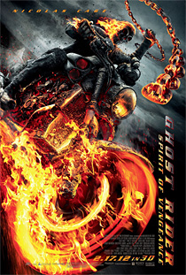Ghost Rider 2 (Ghost Rider: Spirit of Vengeance, 2011)