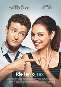Ide len o sex (Friends with Benefits, 2011)