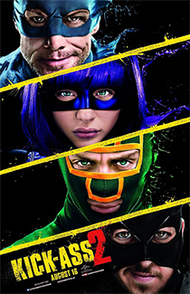 Kick-Ass 2: Na plné gule (Kick-Ass 2, 2013)