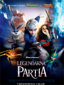 Legendárna partia (Rise of the Guardians, 2012)