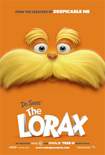 Lorax (Dr. Seuss' The Lorax, 2012)