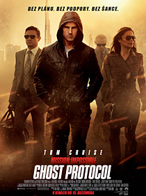 Mission: Impossible IV (Mission: Impossible - Ghost Protocol, 2012)
