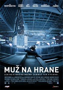 Muž na hrane (Man on a Ledge, 2011)