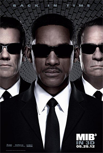 Muži v čiernom 3 (Men in Black III, 2012)