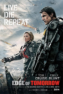 Na hrane zajtrajška (Edge of Tomorrow, 2014)