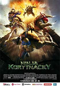 Ninja korytnačky (Teenage Mutant Ninja Turtles, 2014)