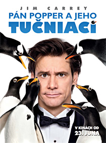 Pán Popper a jeho tučniaci (Mr. Poppers Penguins, 2011)
