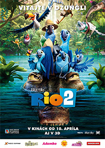 Rio 2 (The Railway Man, 2014)