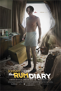 Rumový denník (The Rum Diary, 2011)