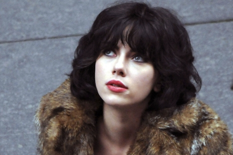 Johansson v Under the Skin